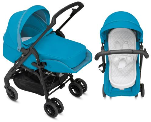 Купить Комплект аксессуаров для коляски Inglesina Zippy Light (матрас, капюшон, полог/golf green)