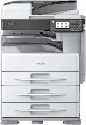 МФУ Ricoh Aficio MP 2001SP черно-белая A3 600x600 dpi 20ppm RJ-45 USB цена