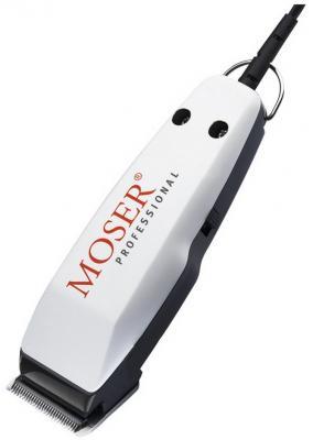 Машинка для стрижки волос Moser 1411-0086 белый