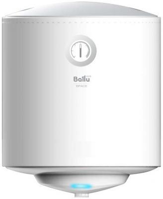 Водонагреватель накопительный Ballu BWH/S 100 Space 100л 1.5кВт белый