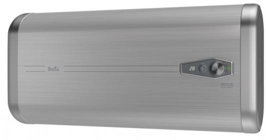 Водонагреватель накопительный Ballu BWH/S 30 Nexus titanium edition H 30л 2кВт серебристый