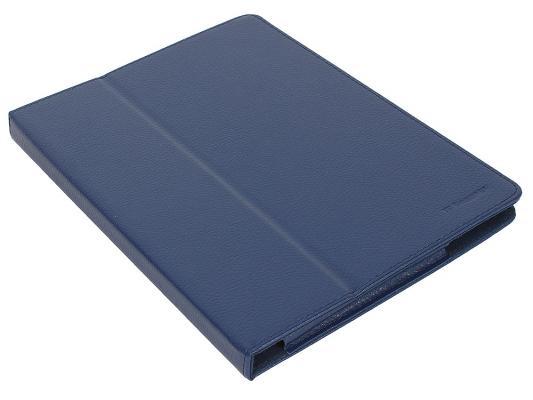 "Чехол IT BAGGAGE для планшета LENOVO Idea Tab 2 A10-30 10"" искус. кожа синий ITLN2A103-4"