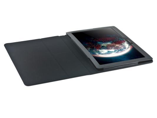 """Чехол IT BAGGAGE для планшета LENOVO Idea Tab 2 A10-30 10"""" искус. кожа черный ITLN2A103-1"""