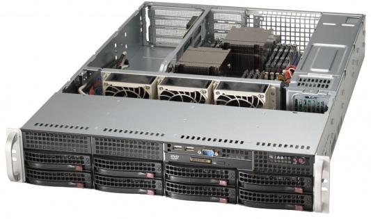 лучшая цена Серверная платформа SuperMicro SYS-6028R-WTRT