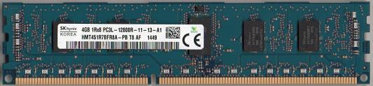 Оперативная память 4GB PC3-12800 1600MHz DDR3 Hynix HMT451R7BFR8A-PBT8
