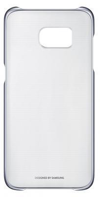 Чехол Samsung EF-QG935CBEGRU для Samsung Galaxy S7 edge Clear Cover черный/прозрачный