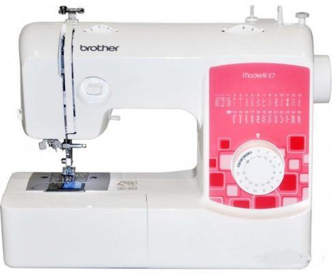 Швейная машина Brother ModerN27 белый швейная машина brother innov is nv150 белый