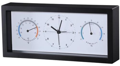 Термометр Hama TH33-A черный 00123151 метеостанция hama th33 a черный