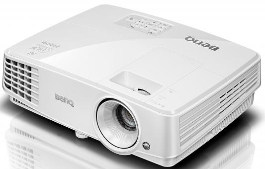 Проектор BenQ MW529 DLP 1280x800 3300 ANSI Lm 13000:1 VGA HDMI S-Video RS-232 USB 9H.JFD77.13E