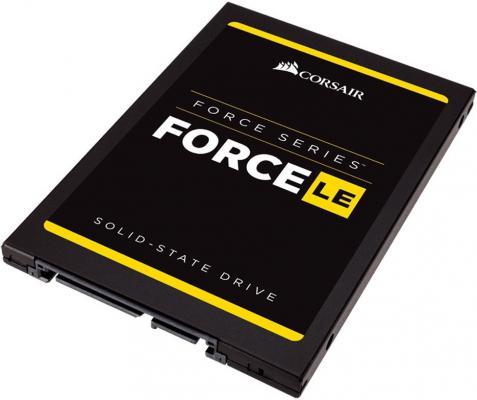 SSD Твердотельный накопитель 2.5 120GB Corsair CSSD-F*LEB Read 560Mb/s Write 530Mb/s SATAIII CSSD-F120GBLEB
