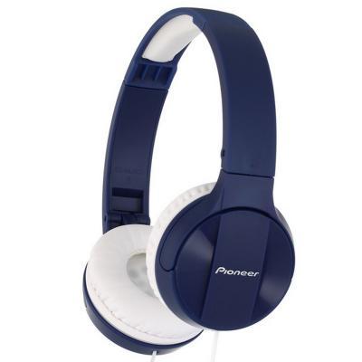 Наушники Pioneer SE-MJ503-L синий