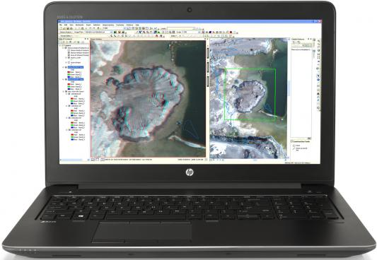 "Ноутбук HP ZBook 15 G3 15.6"" 1920x1080 Intel Core i7-6820HQ T7V55EA"