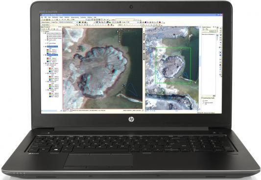 Ноутбук HP ZBook 15 G3 (T7V55EA) клавиатура zip 352516 для hp pavilion 15 15 e 15 n 250 g3 255 g3 256 g3 black