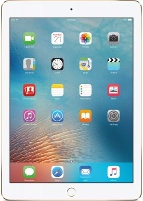 "Планшет Apple iPad Pro 9.7"" 128Gb золотистый Wi-Fi Bluetooth 3G 4G LTE iOS MLQ52RU/A"