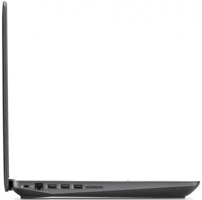 """Ноутбук HP ZBook 17 G3 17.3"""" 1920x1080 Intel Core i7-6820HQ T7V64EA"""