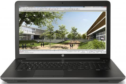 """Ноутбук HP ZBook 17 G3 17.3"""" 1920x1080 Intel Core i7-6700HQ T7V62EA"""