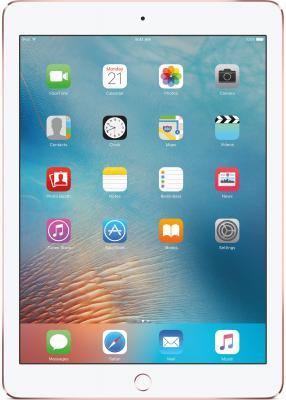 """Планшет Apple iPad Pro 9.7"""" 256Gb розовый LTE Wi-Fi 3G Bluetooth 4G iOS MLYM2RU/A"""