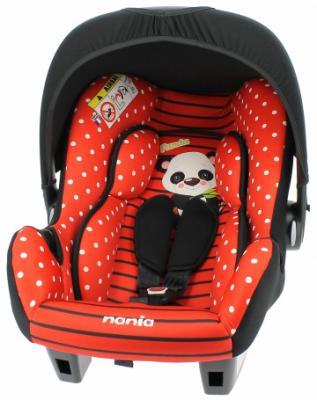 Автокресло Nania Beone SP (panda red)