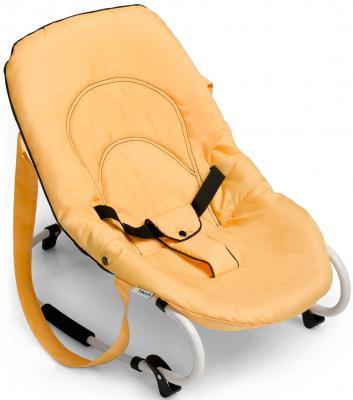 Кресло-качалка Hauck Rocky (banana)
