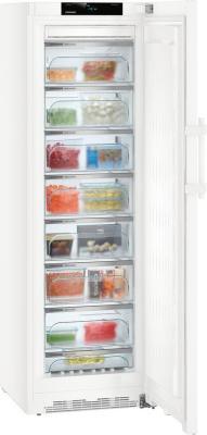 Морозильная камера Liebherr GNP 4355-20 001 белый морозильная камера liebherr gnpes 4355 20 001 серебристый