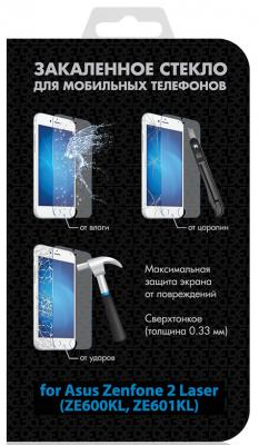 Защитное стекло DF для Asus Zenfone 2 Laser (ZE600KL, ZE601KL) DF aSteel-18