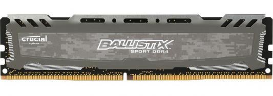 Оперативная память 4Gb PC4-19200 2400MHz DDR4 DIMM Crucial BLS4G4D240FSB