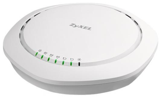 Маршрутизатор Zyxel WAC6503D-S 802.11aс 1750Mbps 5 ГГц 2.4 ГГц 2xLAN PoE белый