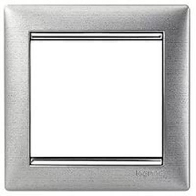 Рамка Legrand Valena 1 пост алюминий матовый 770331