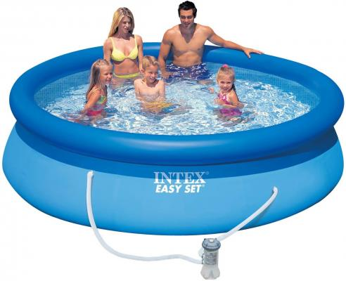 Надувной бассейн INTEX Easy Set, 305х76 см 28122