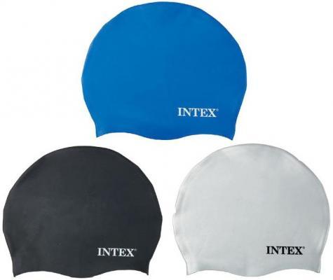 Шапочка для плавания INTEX 55991  - купить со скидкой