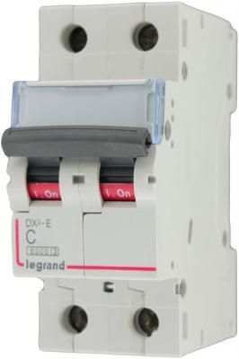 Автоматический выключатель Legrand DX3-E 6000 6кА тип C 2П 16А 407277
