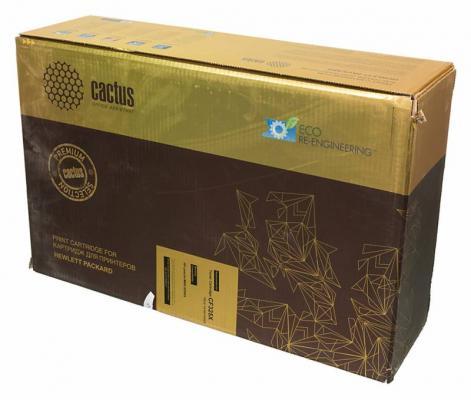 Тонер Картридж Cactus CSP-CF325X PREMIUM черный для HP LJ Enterprise M806 Series (34500стр.) тонер картридж cactus csp ce401a premium для hp clj color m551 голубой 6000стр