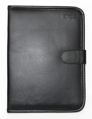 """Чехол KREZ для планшетов 8"""" черный L08-701BG"""
