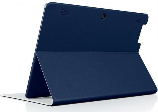 Чехол-книжка Lenovo Tab2 A10-30 Folio Case синий ZG38C00617
