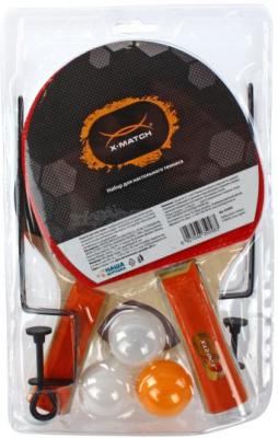 Спортивная игра X-Match Набор для настольного тенниса (сетка+крепление) 635058