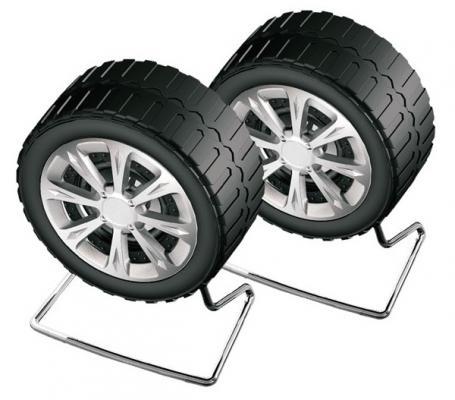 Колонки Perfeo Wheels PF-038 2x3 Вт USB черный