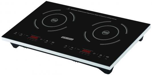 Индукционная электроплитка Iplate YZ-C20 чёрный белый