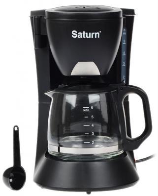 Кофеварка Saturn ST-CM7091 черный