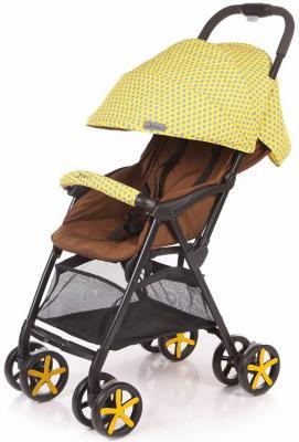 Прогулочная коляска Jetem Carbon (жёлтый/JHSJ)