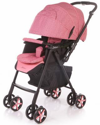 Прогулочная коляска Jetem Graphite (розовый/JTYT) коляска прогулочная jetem graphite розовый jtyt