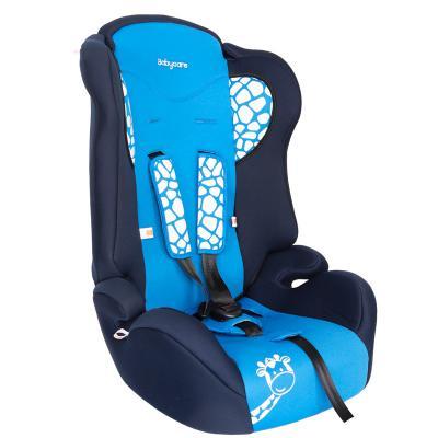 Автокресло Baby Care BC-513 Жирафик (синий)