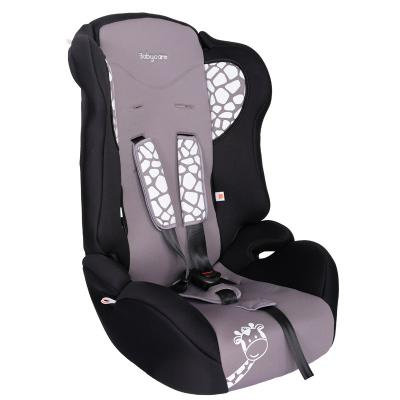 Автокресло Baby Care BC-513 Жирафик (серый)