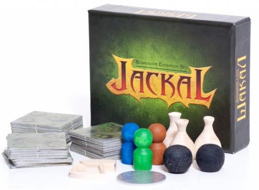 Настольная игра Magellan семейная Шакал: остров сокровищ MAG00404