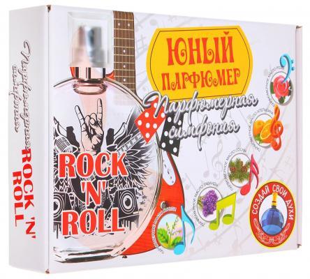 """Набор для создания духов Инновации для детей """"Парфюмерная симфония"""" - Рок-н-ролл от 3 лет 719"""