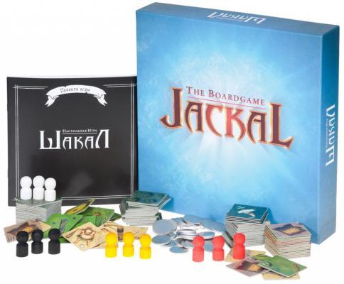 Настольная игра Magellan семейная Шакал MAG00011 magellan magellan настольная игра шакал