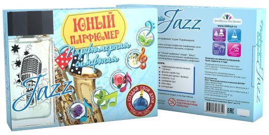 Набор для создания духов Инновации для детей Парфюмерная симфония. Джаз от 3 лет 716