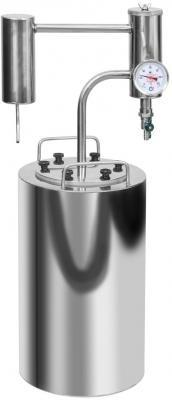 Дистиллятор Феникс Хозяин 10 дистиллятор проточный феникс хозяин с разборным сухопарником 12 литров