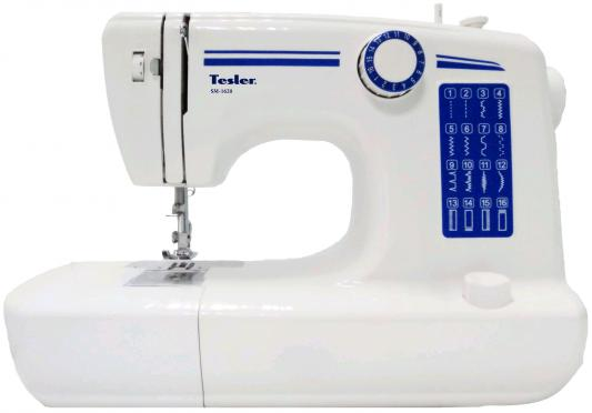 Швейная машина Tesler SM-1620 морозильник tesler rf 90 белый