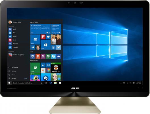 "Моноблок 23.8"" ASUS Z240ICGK-GC080X 1920 x 1080 Intel Core i5-6400T 8Gb 1Tb + 128 SSD nVidia GeForce GTX 960M 2048 Мб Windows 10 золотистый 90PT01E1-M03840"