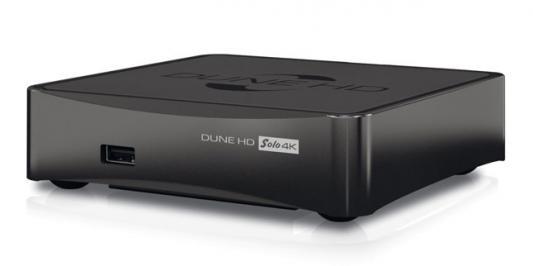 Медиаплеер DUNE HD Solo 4K мультимедиа плеер dune hd tv 206 hd solo 4k